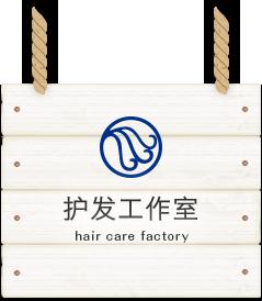 ロゴ:ヘアケア工房
